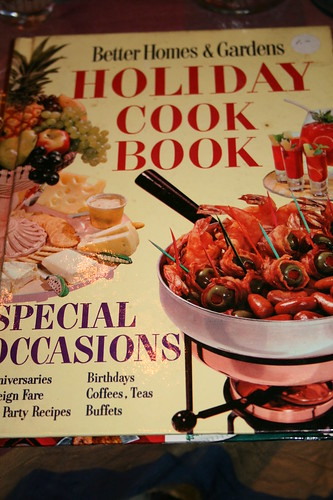 BH&G Holiday Cookbook 1959