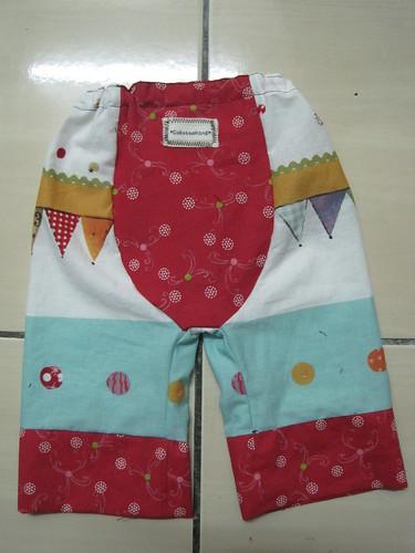 Stripe bB pants