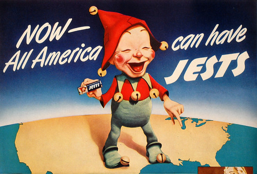 5066614433 0b6ea679f8 50 Inspiring Examples of Vintage Ads