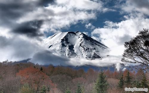 Mount Fuji - Autumn