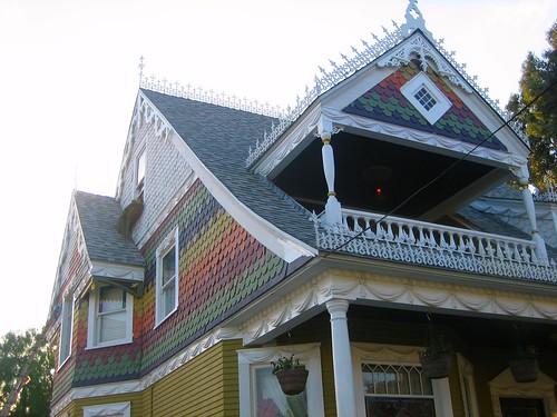 San Diego Victorian house