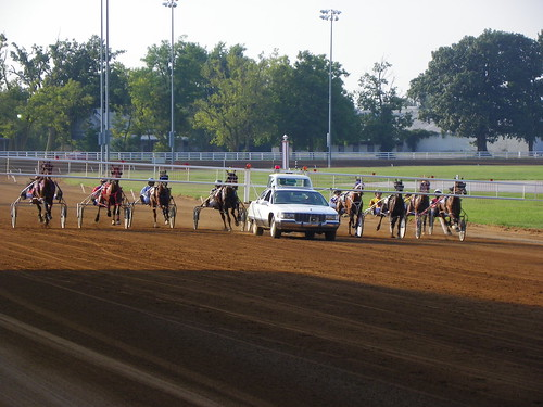 Red Mile 8-22 Race 1a