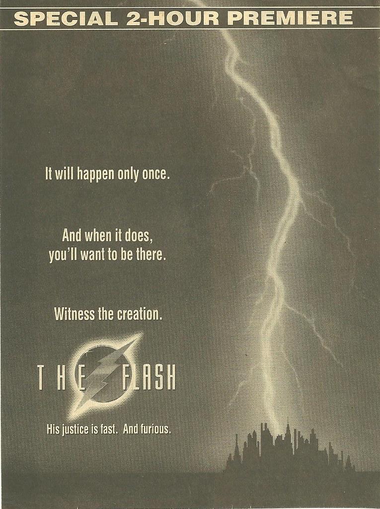 The Flash 2 hour premiere