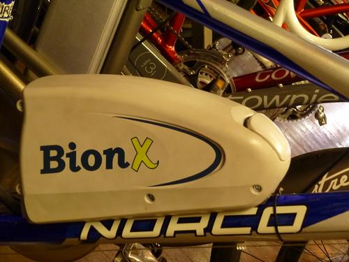 BionX electric kit
