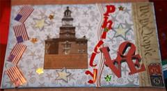 A homemade postcard for Reagyn