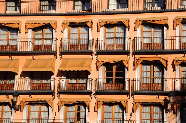 Balcones de Zocodover