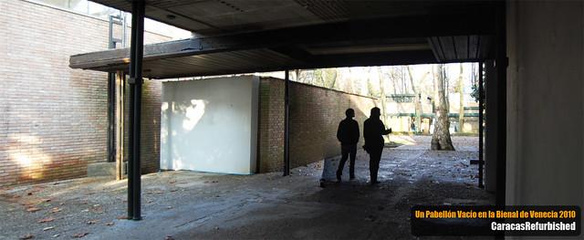 2 Un Pabellón Vacío en la Bienal de Venecia 2010