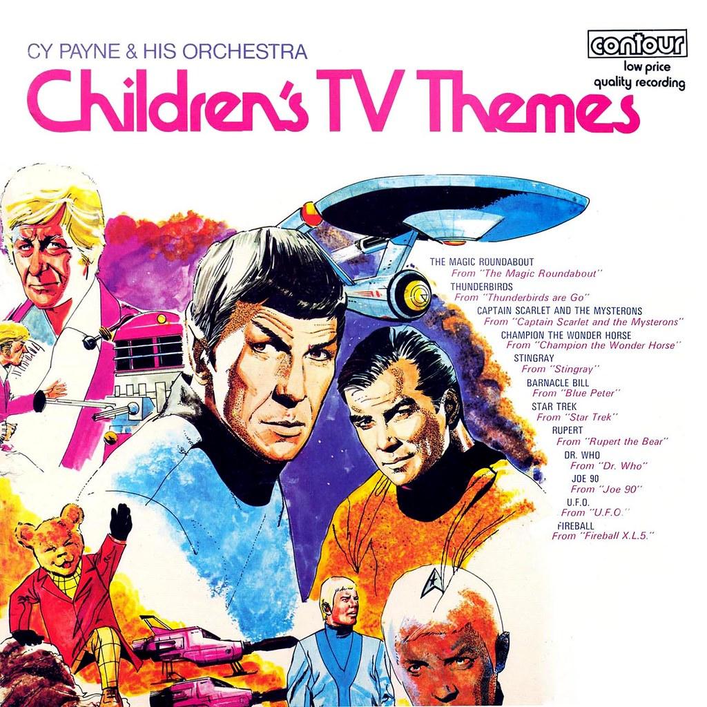 Cy Payne - Childrens TV Themes