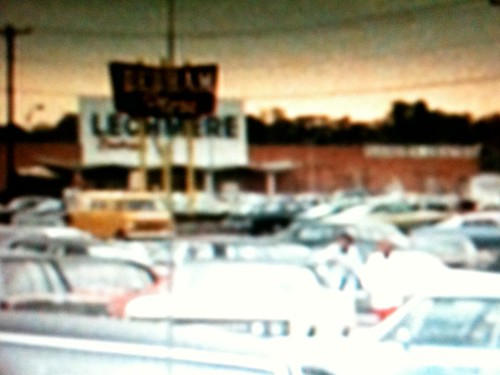 Lechmere and Dedham Plaza Sign