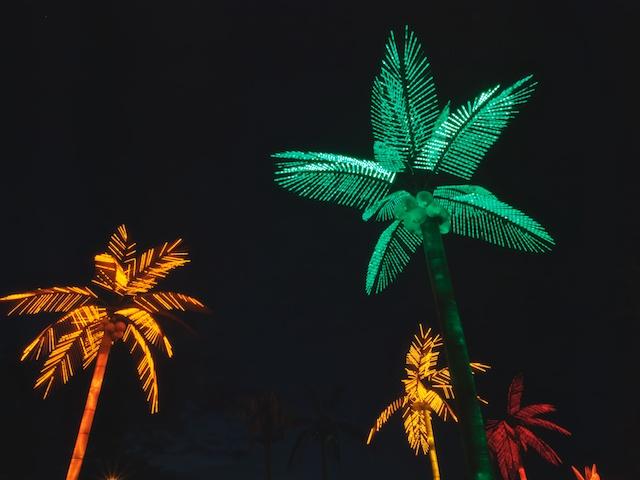 Technicolor greenery, redux