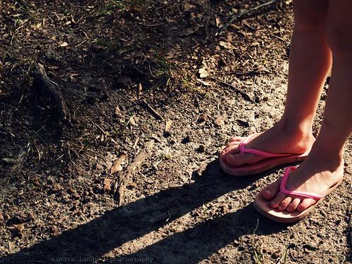 summer afternoon toesies