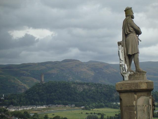 Escocia 2ª etapa: CastillodeStirling