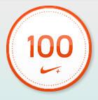 Nike 100 miles