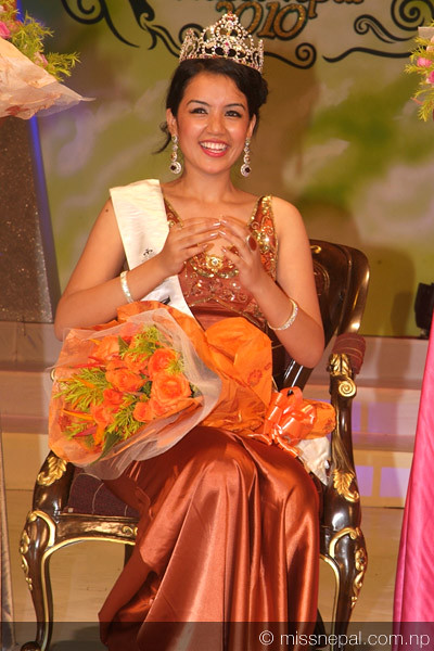 Miss Nepal 2010 Sadichha Shrestha