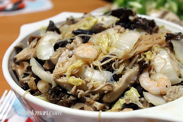 Fried Mee Suah