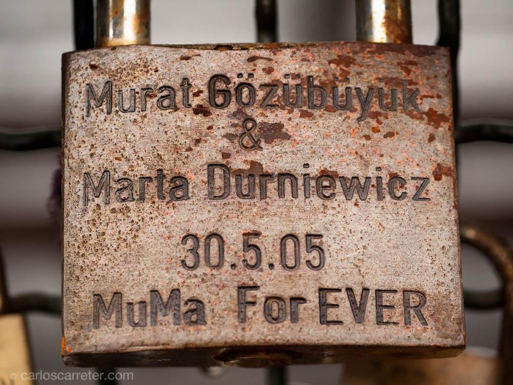 Candados - Murat Gözübüyük♥Marta Durniewicz