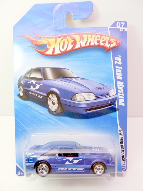 hws 92 ford mustang