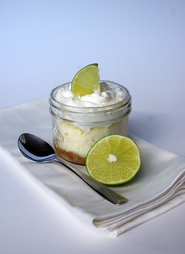 Microwave Lime Cheesecake II