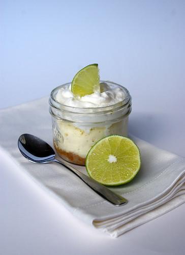 Microwave Lime Cheesecake II