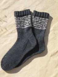 Redrum Socks