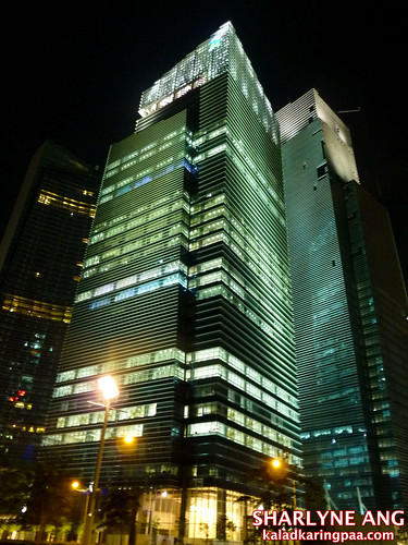 Standard Chartered Building in Singapore