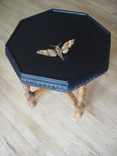 Moroccan Moth Table