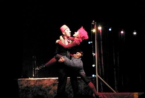 Salidas, conférence de tango disjonctée - Cie Tecem