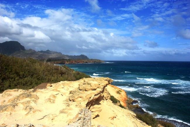 Lithified Cliffs (Makawehi)