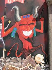 the dead can dance @ 11.2010 Oaxaca