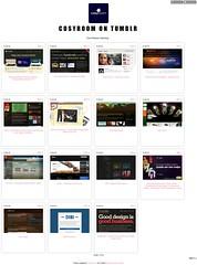 20101122:WebサイトのクリップをTumblrへ投稿する