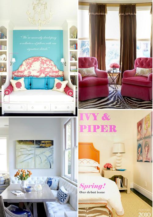 Ivy & Piper Online Magazine