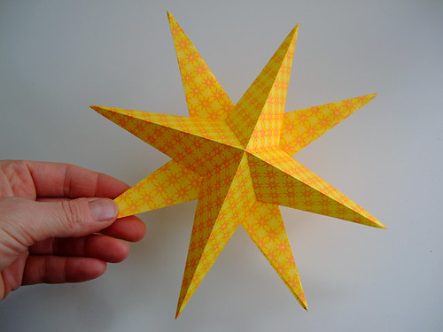 Paper Stars 13