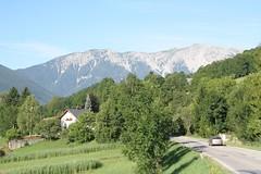 Blick Schneeberg