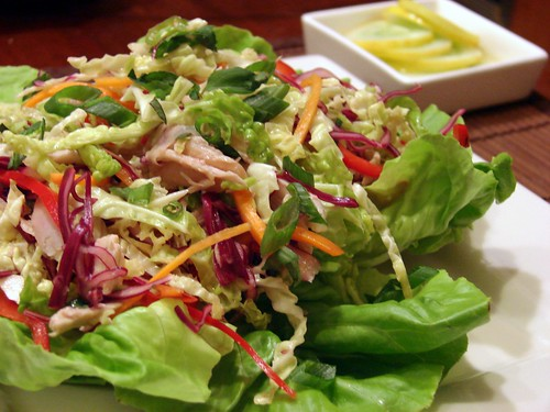 Vietnamese Chicken Salad