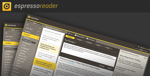EspressoReader preview image