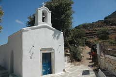 Naxos: Aufstieg zum Zás
