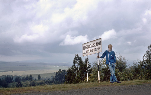Timboroa Summit, Kenya 1975 by arkland_swe, on Flickr