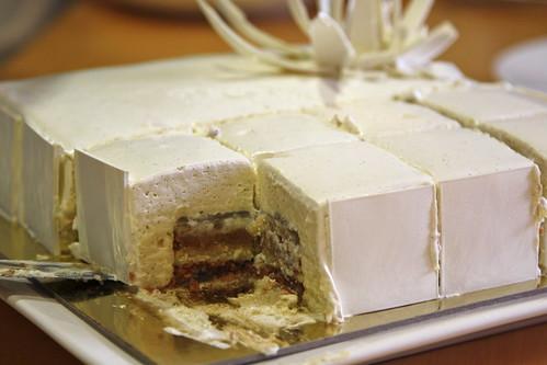 Zumbo Mini Vanilla Cake