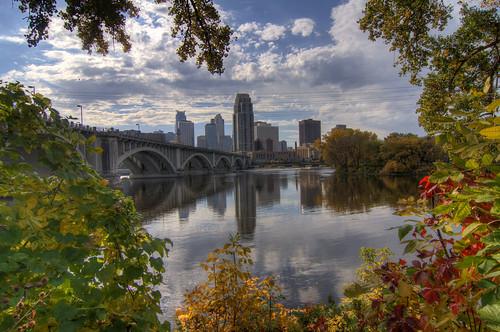 Framing Minneapolis