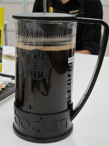 16th,Oct Coffee School