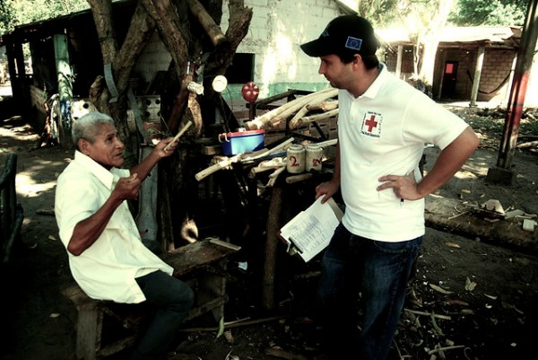Dipecho V. Cruz Roja. El Salvador