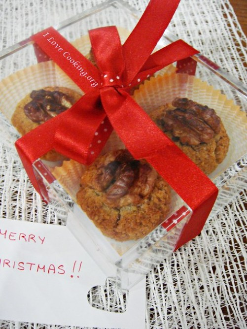 Biscotti cocco e noci