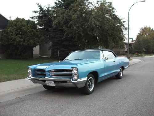 1966 Pontiac Parisienne Convertible