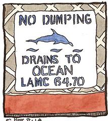 LA no dumping