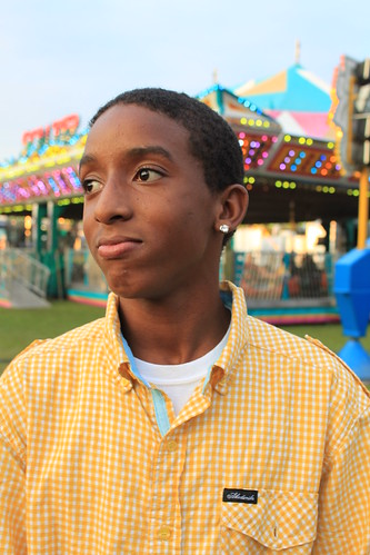 Chowan County Fair - Terrance
