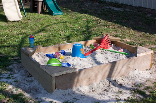 new sandbox