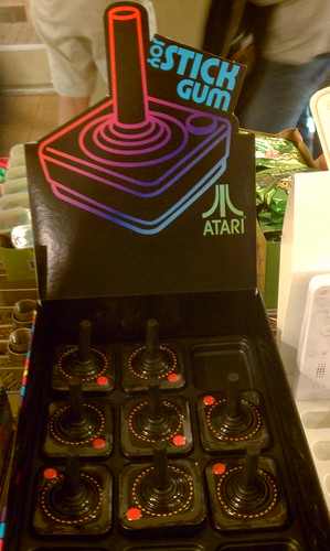 Atari Joy Stick Gum