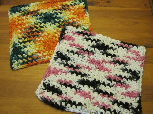 Carpool Dishcloth