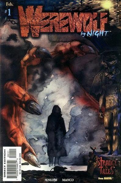Werewolf by Night Vol 2 #1