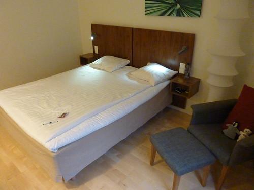 Scandic Crown Hotel Gothenburg Sweden Room 429